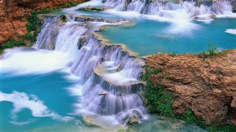 Waterfall Wallpaper Hd Free Hd 1080p For Desktop Genovic