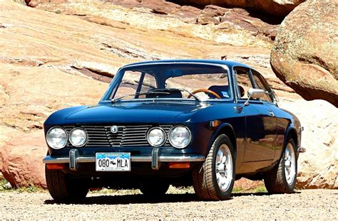 1972 Alfa Romeo Gtv Photos, Informations, Articles
