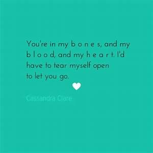 55 Cassandra Cl... Cassandra Clare Warrior Quotes