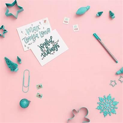 Holiday Thank Cards Write Santa Medium Giving