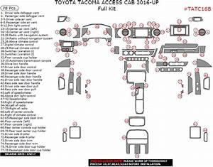 Toyota Tacoma Access Cab 2016