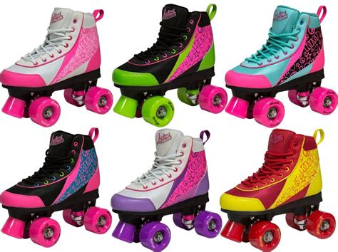 Luscious Quad Roller Skates
