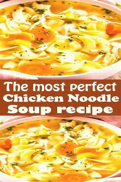 Soup Noodle Chicken