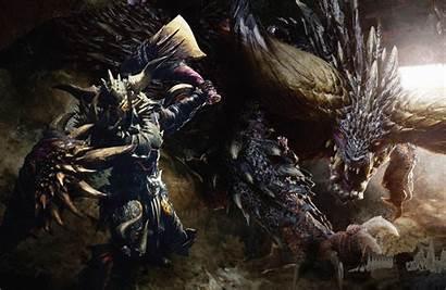 Hunter Monster Wallpapers Monsterhunter