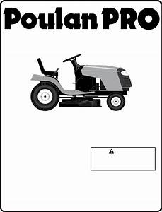 Poulan Lawn Mower Pb195h42lt User Guide