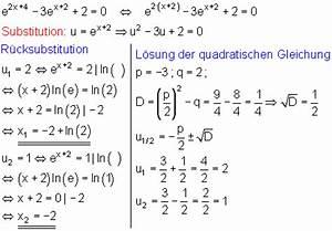 Logarithmus Berechnen : achsenschnittpunkte und exponentialgleichungen mathe ~ Themetempest.com Abrechnung