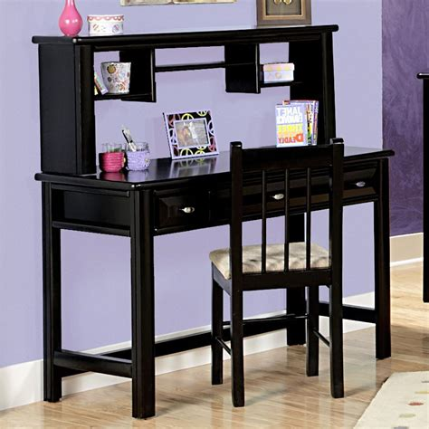 student desk with hutch trendwood laguna three drawer student desk with hutch