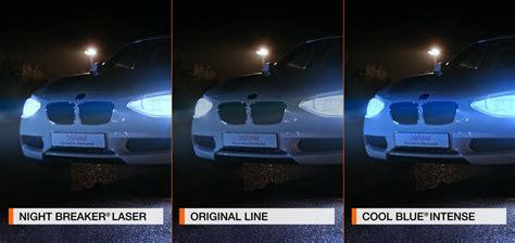osram light breaker night laser match cool intense xenon perfect vs halogen automotive headlight headlights lamps cars lamp am
