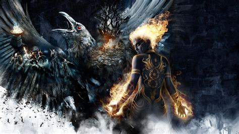 dungeon siege hd dungeon siege iii hd wallpaper and background image