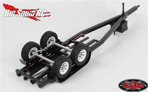 Boat Trailer Dual Axle by Rc4wd Bigdog 1 10 Dual Axle Scale Boat Trailer 171 Big Squid