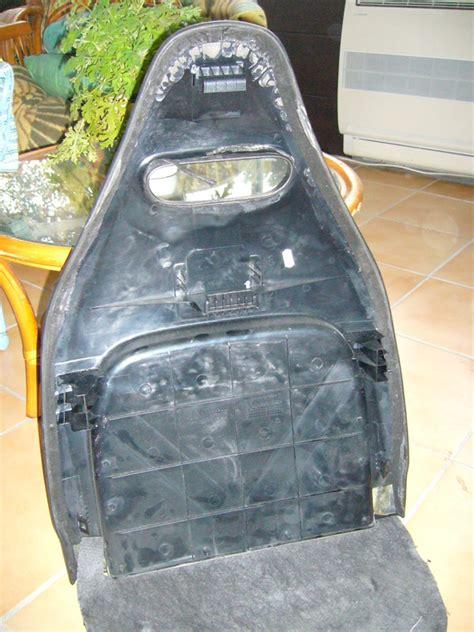 siege baquet 206 rc changement d 39 airbag latéral sur un siege de 206 rc tuto