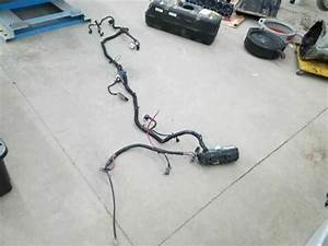 Jeep Tj Wrangler Oem Fuse Box Wiring Harness Under Hood