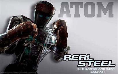 Steel Atom Wallpapers Always Think Fight Background