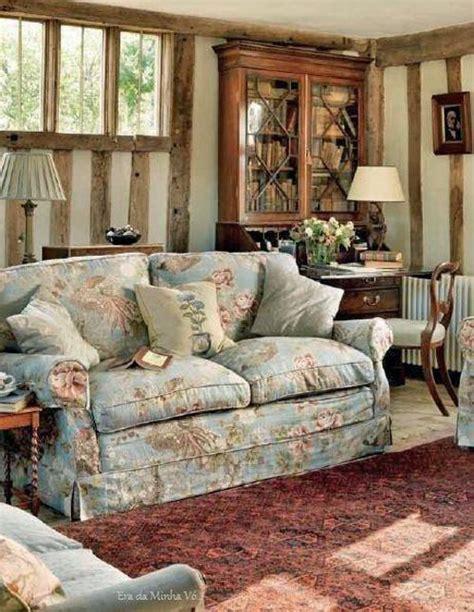 Cottage Inglesi Interni by Pin Di Ilaria Damonte Su Sala Decoraci 243 N Inglesa Casas