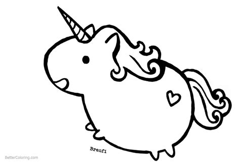 Pusheen Unicorn Coloring Pages At Getcolorings.com