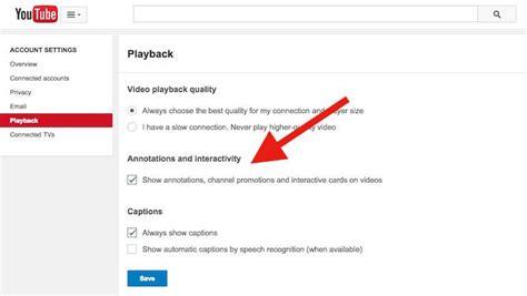 helpful  youtube annotations   marketing
