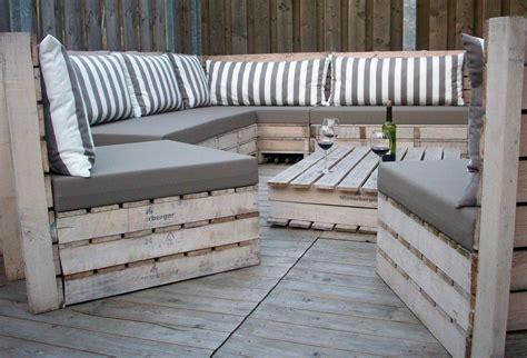 lounge möbel paletten lounge m 246 bel aus paletten suche terasse pallets balconies and yard ideas