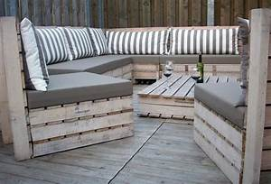 Paletten Bank Bauen : lounge m bel aus paletten google suche outdoorlounge pinterest lounge m bel m bel aus ~ Buech-reservation.com Haus und Dekorationen