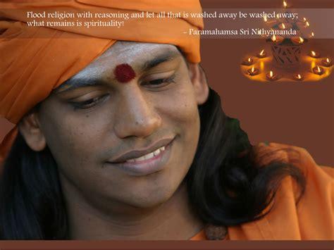 Nithyananda Swami Quotes