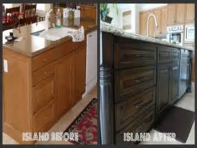 Cabinet Refacing Supplies Ta by 6 Redoing Kitchen Cabinets Before And After Kitchen