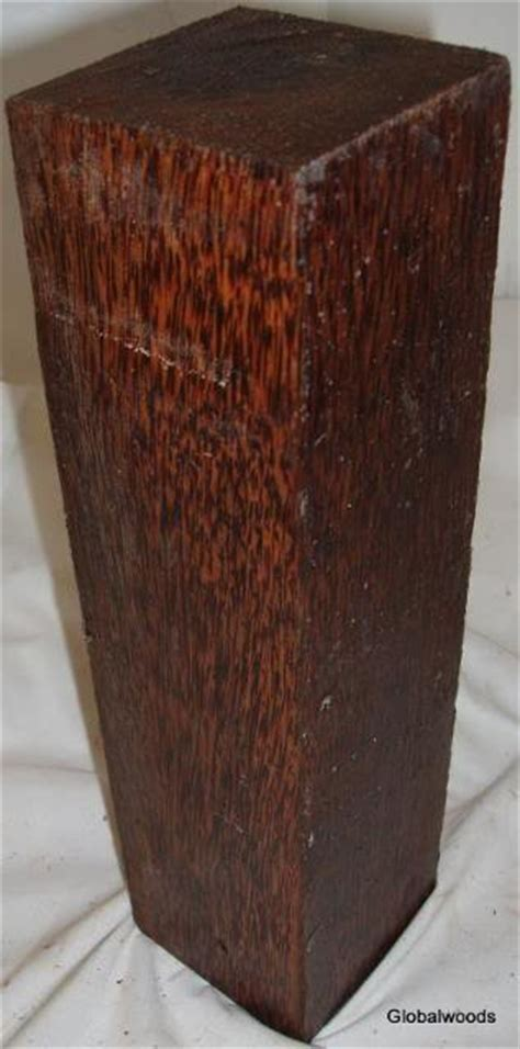 exotic wood red palm xx turning squarepepper mills