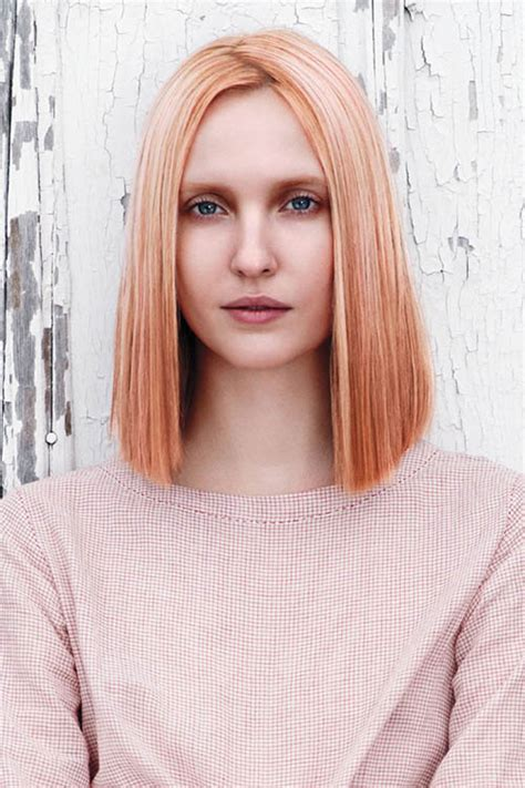 Strawberry Hair by Pink Hair Highlights For 2017 2019 Haircuts Hairstyles