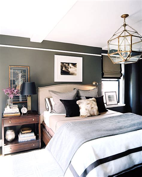 masculine room his and hers feminine and masculine bedrooms that make a stylish statement