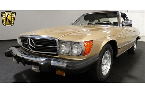 Set an alert to be notified of new listings. 1981 Mercedes-Benz 380SL for sale | Hotrodhotline