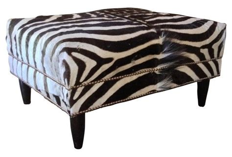 large animal print ottoman 43 best images about finishing touch of livingroom on