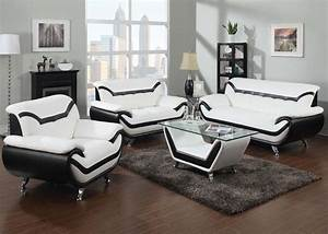 kelly ultra modern living room sets with sinious spring With modern living room furniture sets