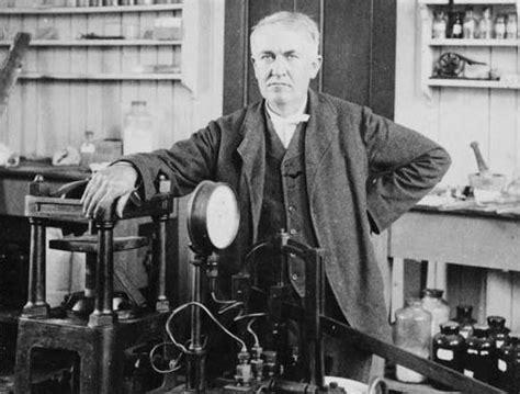 22 octobre 1879 edison invente l oule 233 lectrique herodote net