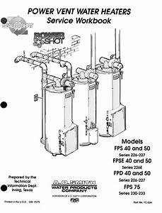 Wiring Diagram Ao Smith Dve 52