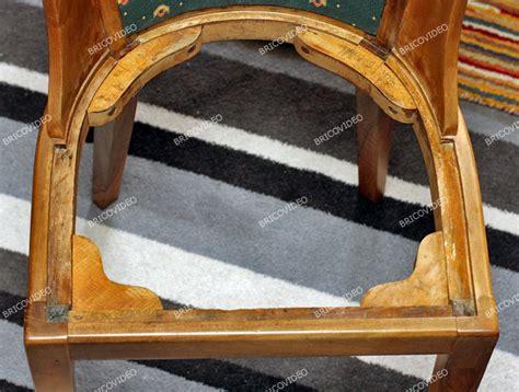comment refaire l assise d une chaise refaire une assise de chaise 28 images bricolage