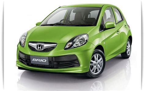 2011 honda brio spec dan harga spesifikasi dan harga mobil terbaru