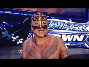 World Heavyweight Champion Undertaker vs. Rey Mysterio ...