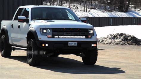 2011 Ford Raptor With Mbrp Performance Exhaust