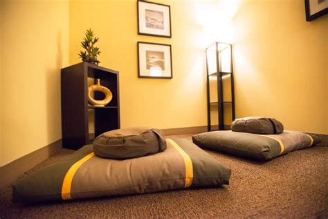 meditation rooms  open   campus climate