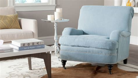 Light Blue Armchair by Light Blue Accent Chair And Green Room The Home Redesign
