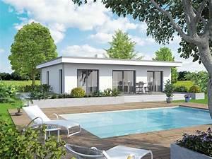 Bungalow Mit Pultdach : vario haus bungalow new design v gibtdemlebeneinzuhause ~ Lizthompson.info Haus und Dekorationen