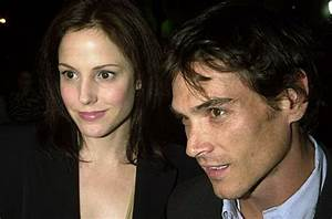 Mary-Louise Parker and Billy Crudup, together from 1996 to ...