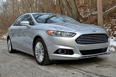 ford fusion hybrid review webcarz