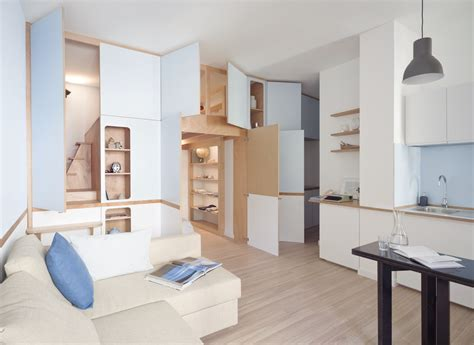 Tiny Apartments : A Tiny Apartment In The Italian Riviera Takes Cues From