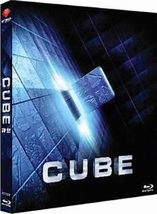 Cube Blu Ray 15th Anniversary Edition South Korea