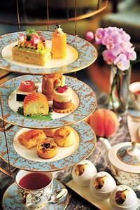 Afternoon tea set sweeter with seasonal fruit-Sino-US
