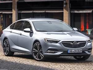 Opel Insignia 2017 : opel insignia grand sport 2017 picture 4 of 135 ~ Medecine-chirurgie-esthetiques.com Avis de Voitures