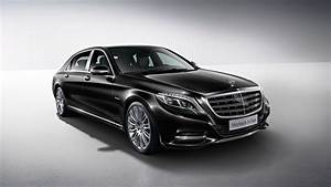2015 Maybach Mercedes Benz S Class Wallpaper