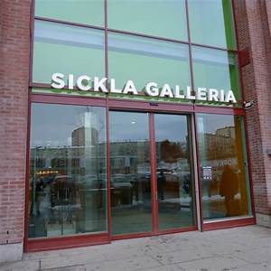 Sickla köpkvarter restauranger