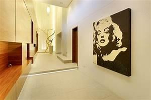 48 corridor wall decor Interior Design Ideas