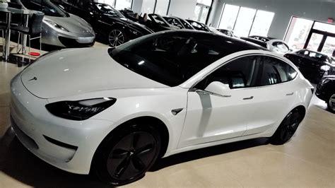 View Tesla 3 Maximum Range Background
