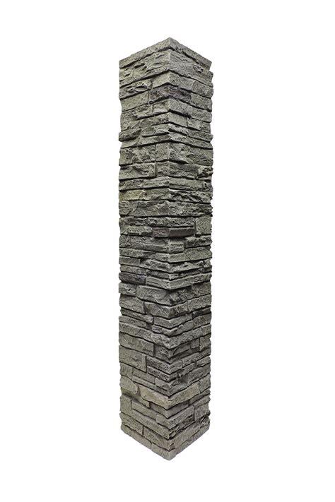 stoneworks faux railing post covers iron railing